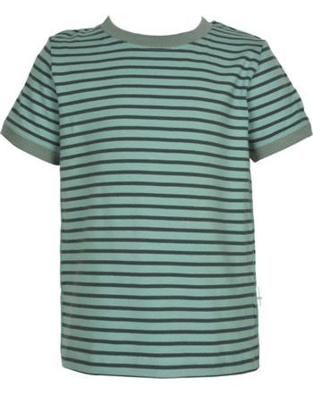 Finkid T-Shirt Kurzarm RENKAAT LSF 50+ trellis/navy 1542008-158100