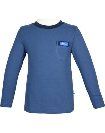 Finkid T-Shirt Langarm LAKU denim/navy 1533002-113100