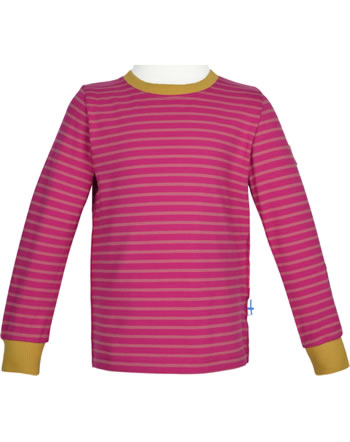 Finkid Basic Longsleeve Shirt RULLA raspberry/rose 1532005-222206