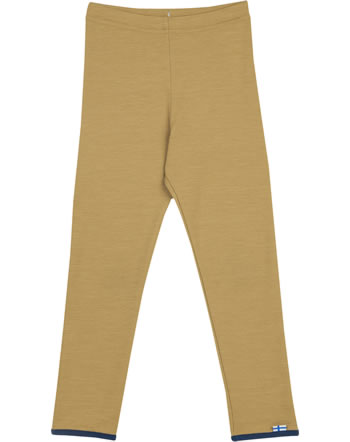 Finkid sport sous-vêtements LEIKKI WOOL cinnamon/navy 1362016-416100