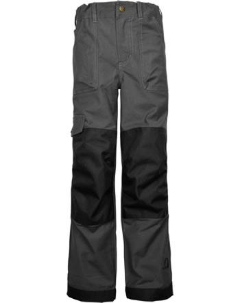 Finkid Verstärkte Cargohose KALLIO charcoal 1352029-701000