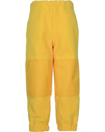 Finkid Verstärkte Fleecehose PILVI yellow 1351002-607000
