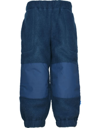 Finkid Functional Pants RETKI RETKI WOOL navy/nautic 1352033-100119