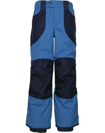 Finkid Reinforced Outdoorpants TOBI blue/navy 1322005-103100