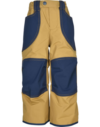 Finkid Verstärkte Outdoorhose TOBI cinnamon/navy 1322008-416100