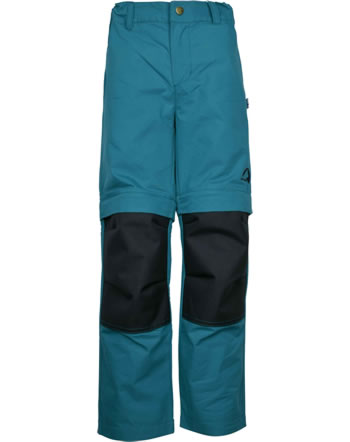Finkid Reinforced Zip Pants URAKKA seaport/graphit 1322006-102412