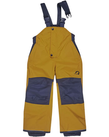 Finkid Year-round pants TOOPE harvest gold/navy 3061021-603100