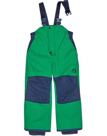 Finkid Wetterfeste Outdoorhose TOOPE leaf/navy 3061021-312100