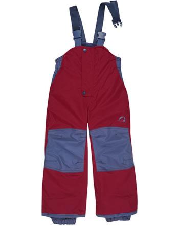Finkid Wetterfeste Outdoorhose TOOPE red/denim 3061021-200113