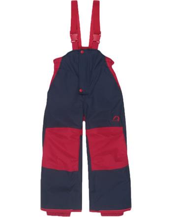 Finkid Wetterfeste Winterhose TOOPE navy/red 1312001-100200