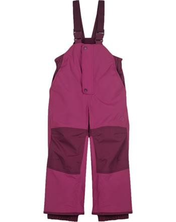 Finkid Wetterfeste Winterhose TOOPE persian red/cabernet 1312001-247249