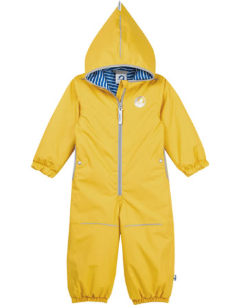 Finkid Wetterfester Overall PIKKUMINI yellow/storm 1211001-607542