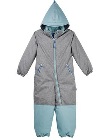 Finkid Winter-Overall TURVA ICE charcoal/smoke blue 1212010-701152