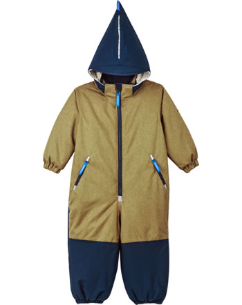 Finkid Winter-Overall TURVA ICE cinnamon/navy 1212005-416100