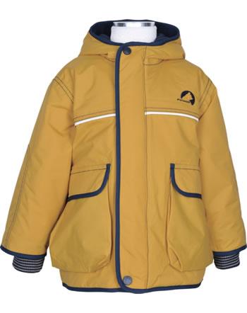 Finkid Winterparka TALVI EKO golden yellow/navy 1142013-609100