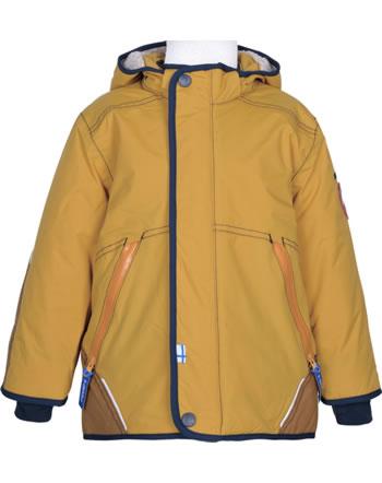 Finkid Winterparka TALVINEN HUSKY golden yellow/navy 1142007-609100