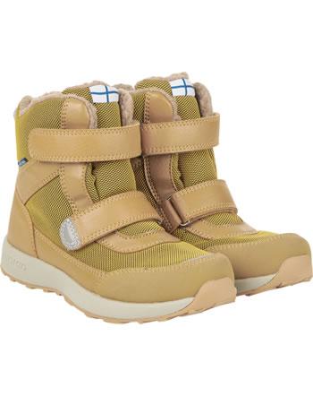Finkid Winterstiefel hoch LAPPI golden yellow/ cinnamon 7332007-609416