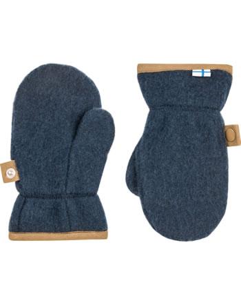 Finkid Woll-Handschuhe Fäustlinge NUPUJUSSI WOOL navy 1632021-100000