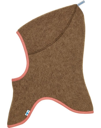 Finkid Woolfleece Hat LUOLA WOOL cocoa 1612040-507000
