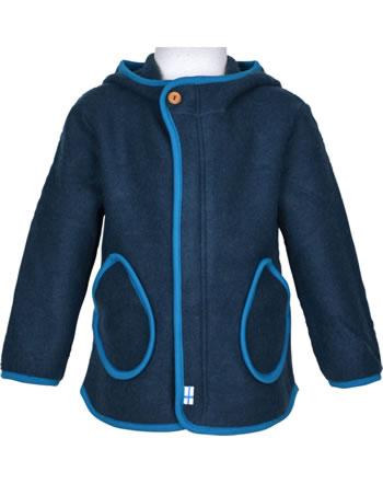 Finkid Jacket Zip In JUMPPA WOOL navy/nautic 1122016-100119