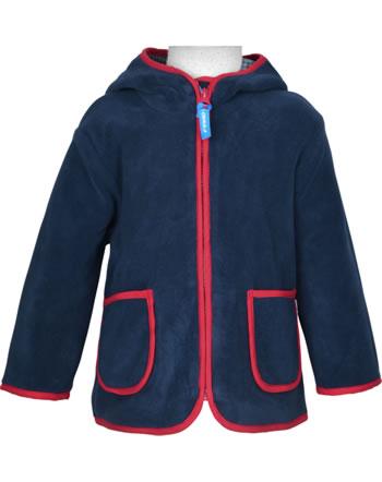 Finkid Zip-in Innenjacke Fleece TONTTU navy/red 1122025-100200