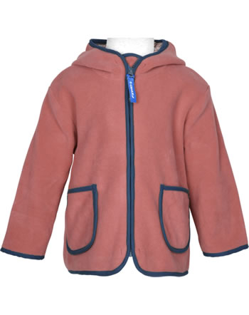 Finkid Zip-in Innenjacke Fleece TONTTU rose/navy 1122025-206100