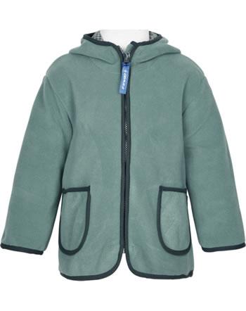 Finkid Zip-in Innenjacke Fleece TONTTU smoke blue/deep teal 1122025-152330