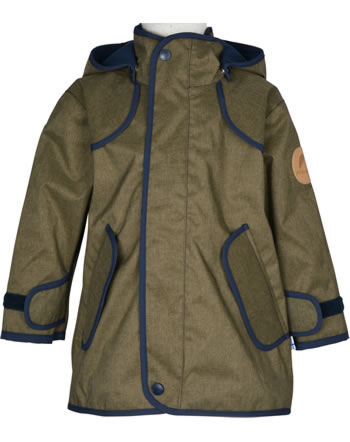 Finkid Zwergen Outdoorjacke Zip In TUULIS ICE capers 3023067-437000