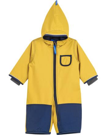 Finkid Overall d´hiver PIKKU WINTER EKO golden yellow/navy 1212008-609100