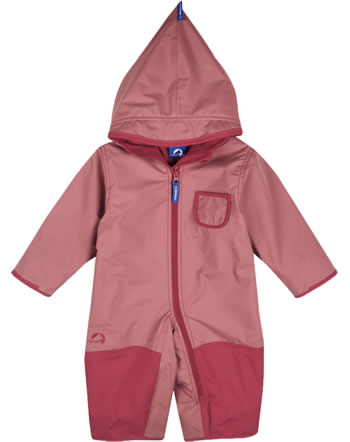 Finkid Zwergen Winter-Overall PIKKU WINTER rose/red 1212001-206200