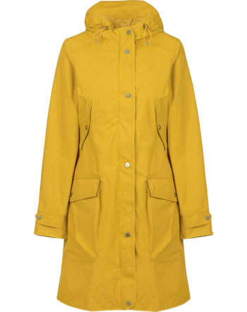 Finside Damen Outdoor Parka Zip-In MILLA harvest gold 4115003-603000