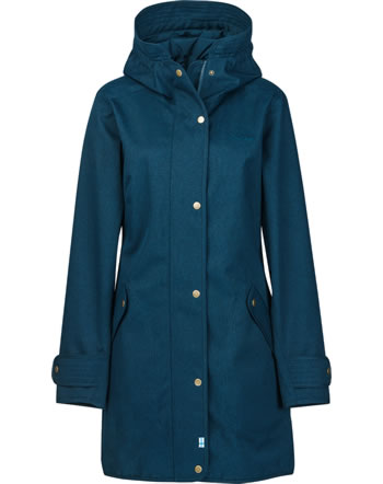 Finside Damen Outdoor Parka Zip-In OIVI navy 4115004-100000