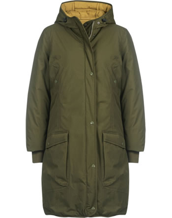 Finside Damen Wende-Winterparka SMILLA capers/harvest gold 4145001-437603