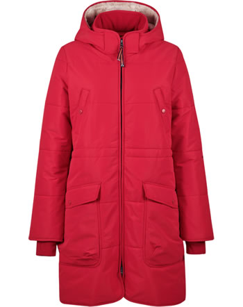 Finside Damen Wintermantel SUURI ARCTIC red 4143003-200000