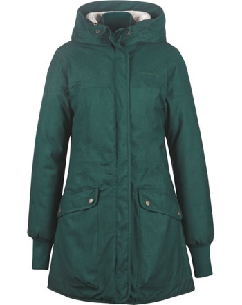 Finside Damen Winterparka OONA SOFT deep teal 4145002-330000