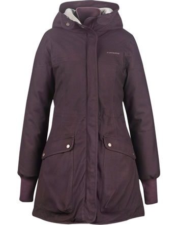 Finside Damen Winterparka OONA SOFT fudge 4145002-444000