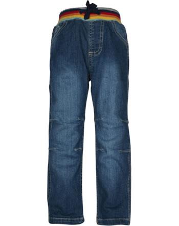 Frugi Pantalon CODE COMFY JEANS light wash denim JEA953LWD