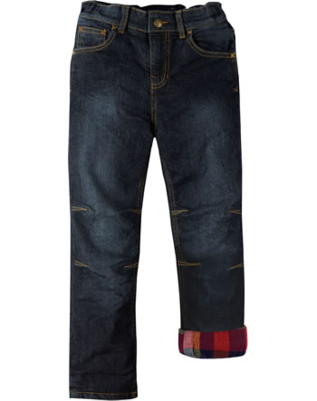 Frugi Jeans Pants LUMBERJACK dark wash denim JEA002DWD