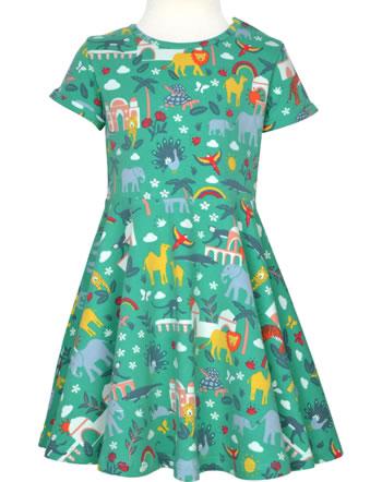 Frugi Skater-Kleid Kurzarm SPRING jewel india DRS137JWI