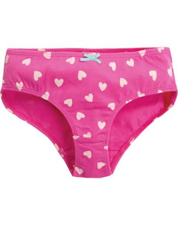 Frugi Slip POLLY PRINTED BRIEFS flamingo hearts ACA956FGH