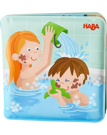 HABA Badebuch Waschtag bei Paul und Pia 304708