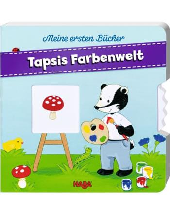 HABA Bilderbuch Tapsis Farbenwelt 300620