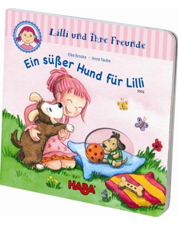 HABA Guckloch-Buch Ein süßer Hund für Lilli 5916