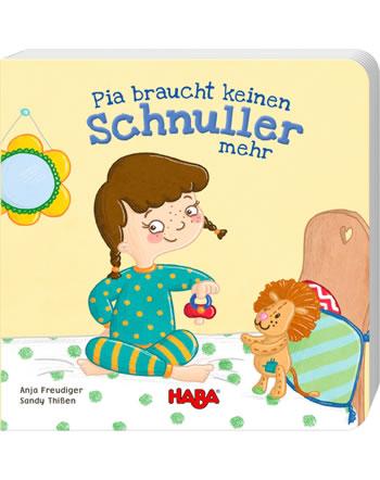 HABA Buch Pia braucht keinen Schnuller mehr 304480