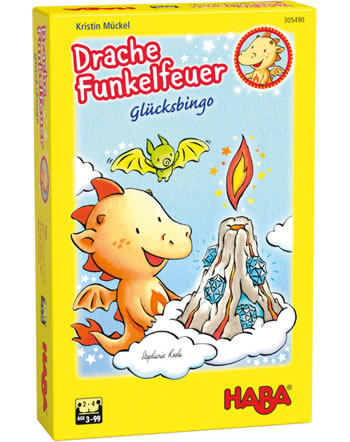 HABA Lucky Dragon Bingo 305490