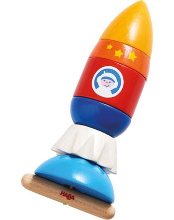 HABA Jeu de laçage Fusée 305228