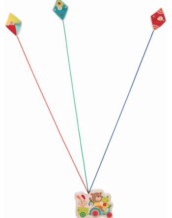 HABA Garderobe Kunterbunter Drachen-Spaß 301645
