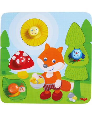 HABA Clutching Puzzle - Fox 305204