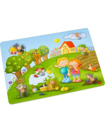 HABA Greifpuzzle – Obstgarten 304430
