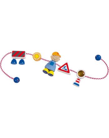 HABA Kinderwagenkette Baustelle 3708